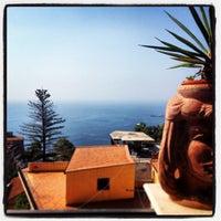 Photo taken at Taodomus Hotel Taormina by Sabrina G. on 8/26/2013