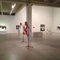 Photo taken at Institute of Contemporary Art by Cliff S. on 4/25/2013