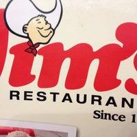 Photo taken at Jim's Restaurant Oak Hill by Mason G. on 4/6/2014