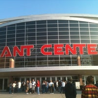 Photo taken at Giant Center by mitzanator on 10/5/2012