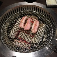Photo taken at 燃Moe燒肉二店 by Jerry H. on 3/5/2016