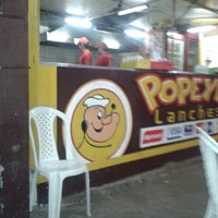 Photo taken at Popeye Lanches by JN T. on 4/20/2014