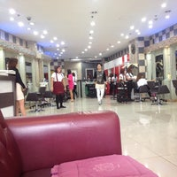 Photo taken at Tony and Jackey Salon by Queenie Alice on 2/1/2015