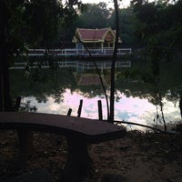 Photo taken at วัดป่ากุง (วัดประชาคมวนาราม) by Namhom N. on 12/30/2016