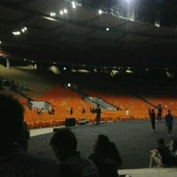 Photo taken at Sentul International Convention Center (SICC) by Arif W. on 10/9/2012
