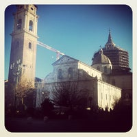 Photo taken at Turin Cathedral by Trittoli on 12/28/2012