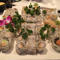 Photo taken at Wasabi Japanese Steakhouse by Lisa D. on 10/29/2012