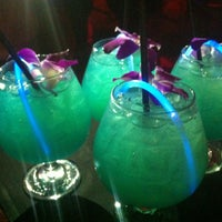 Photo taken at Blue Martini by Keygalore on 7/4/2013