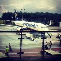 Photo taken at Bydgoszcz Ignacy Jan Paderewski Airport (BZG) by Jaroslaw M. on 7/26/2013