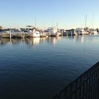 Photo taken at Cedar Point Marina by Doug A. on 8/23/2013