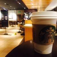 Photo taken at Starbucks by Yoonjeong P. on 10/20/2015