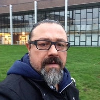Photo taken at Parking Cultureel Centrum by Ahmet A. on 12/3/2014