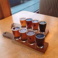 Photo taken at Stonefly Brewery by Seth K. on 4/11/2014