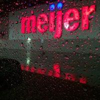Photo taken at Meijer by K. on 5/15/2014