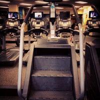 Photo taken at LA Fitness by Adam E. on 9/15/2012