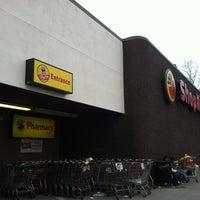 Photo taken at ShopRite by ⚔️Dustin Guzman⚔️ on 3/31/2013