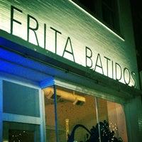 Photo taken at Frita Batidos by Satish on 1/6/2013