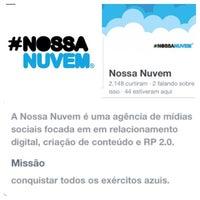 Photo taken at Nossa Nuvem by Helinho C. on 3/12/2013
