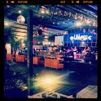 Photo taken at Blar Blar Bar by BeaM C. on 4/10/2013