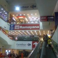 Photo taken at Mall Panakkukang by Julio Erwin T. on 2/15/2013