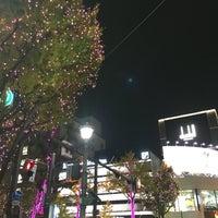 Photo taken at Shinsaibashi by rin˘⌣˘♡ on 11/21/2016
