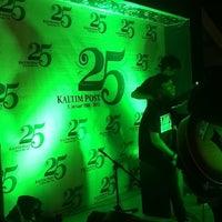 Photo taken at Kaltim Post Samarinda by rina simanjuntak q. on 1/4/2013