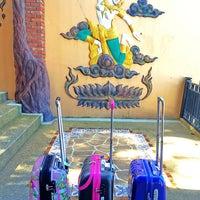 Photo taken at Patong Cottage Resort Phuket by Fatimah M. on 2/3/2015