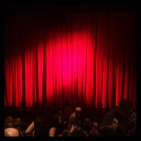 Photo taken at The Crescent Theatre by Matthew A. on 9/11/2016