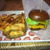 Photo taken at YEAH! Burger by Magic W. on 2/7/2013