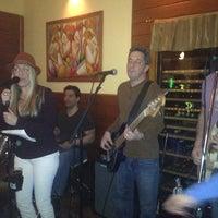 Photo taken at Ritz Cafe by Valerie V. on 1/26/2013