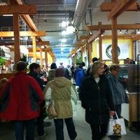 Photo taken at Kingsland Farmers Market by Trond F. on 12/23/2012