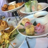 Photo taken at Nan Thai Fine Dining by Sara C. on 4/24/2014