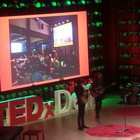 Photo taken at TEDxDelft by Gerrit M. on 10/4/2013
