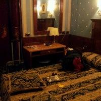 Photo taken at Hotel Vittoria by Zaira B. on 10/5/2012