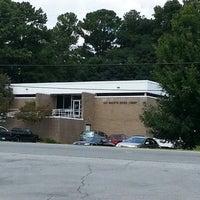Photo taken at East Marietta Library by Boris C. on 8/26/2013