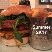 Photo taken at Gourmet Burger Kitchen by Spyros T. on 10/22/2016