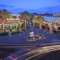 Photo taken at Desert Ridge Marketplace by David L. on 10/25/2013