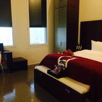Photo taken at The Keating Hotel by Pininfarina by Jocelyn V. on 7/18/2015
