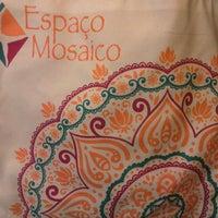 Photo taken at Espaço mosaico by Crislane P. on 8/16/2014