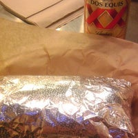 Photo taken at Qdoba Mexican Grill by Petey P. on 2/15/2013