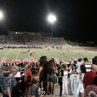 Photo taken at Buddy Echols Field by Scott S. on 9/12/2015