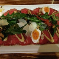 Photo taken at Boneta Restaurant by Momoxxz on 1/25/2013