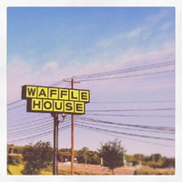 Photo taken at Waffle House by Jerome P. on 5/12/2013