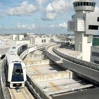 Photo taken at Miami International Airport (MIA) by Fernando G. on 7/21/2013