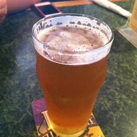 Photo taken at Ellicottville Brewing Company by Adam M. on 6/13/2012