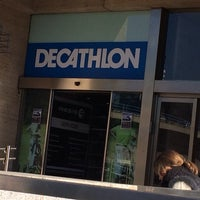 Photo taken at Decathlon by Francisco S. on 11/29/2013