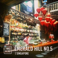 Photo taken at Emerald Hill No 5 by Valentino S. on 2/4/2013