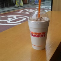 Photo taken at DUNKIN' DONUTS by Taewoo K. on 7/10/2013