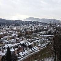 Photo taken at Kanonenplatz Freiburg by Konstantin G. on 12/2/2012