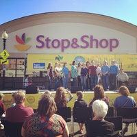 Photo taken at Stop & Shop by Daniel A. on 9/15/2012